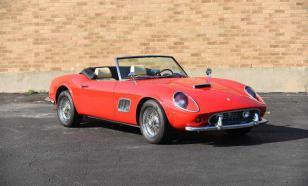 Лучшие автомобильные аукционы: автомобили знаменитостей, которые были проданы за миллионы