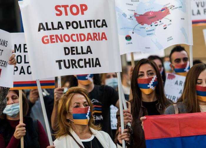 Армения запретит товары из Турции