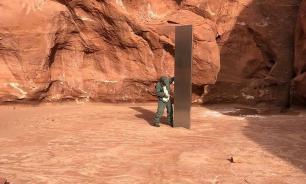 Космическая одиссея? В пустыне штата Юта нашли странный объект