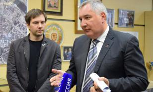 """Рогозин оценил статью о """"лунном альянсе"""" России и Китая против Запада"""