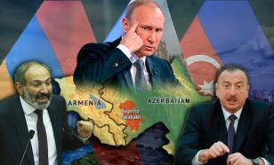 Армяне предали Армению, а спасать призывают Россию