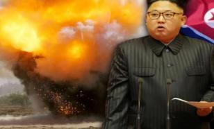 Северная Корея: США развязывают гонку ядерных вооружений