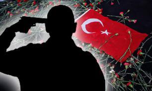 Офицер Турции застрелился, потому что допустил путч