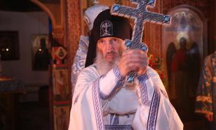 Лишенный сана схиигумен Сергий собирает народное ополчение