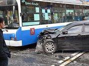 Смертельный сон за рулем автобуса