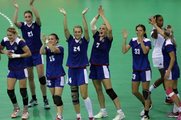 Российские гандболистки выиграли Олимпиаду в Рио