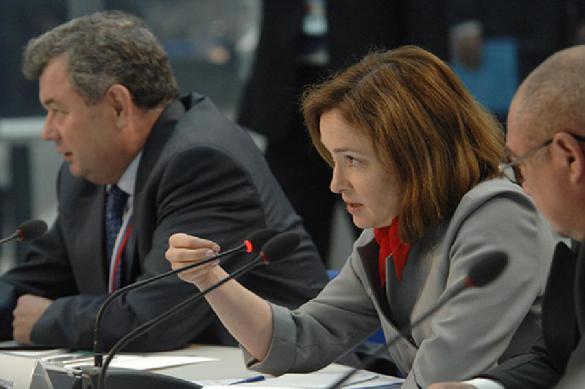 Набиуллина: cанкции США существенного влияния на экономику РФ не окажут