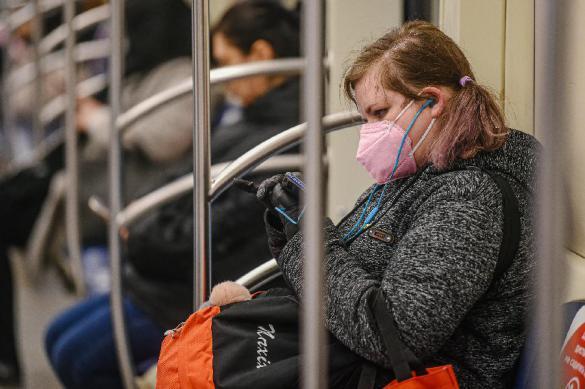 13 москвичей скончались за сутки от коронавируса