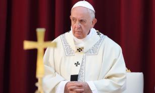 Папа Римский оценил очередное соглашение по Донбассу