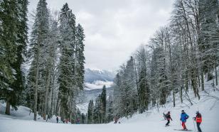 Ортопед рассказал, как избежать травм на горнолыжном курорте