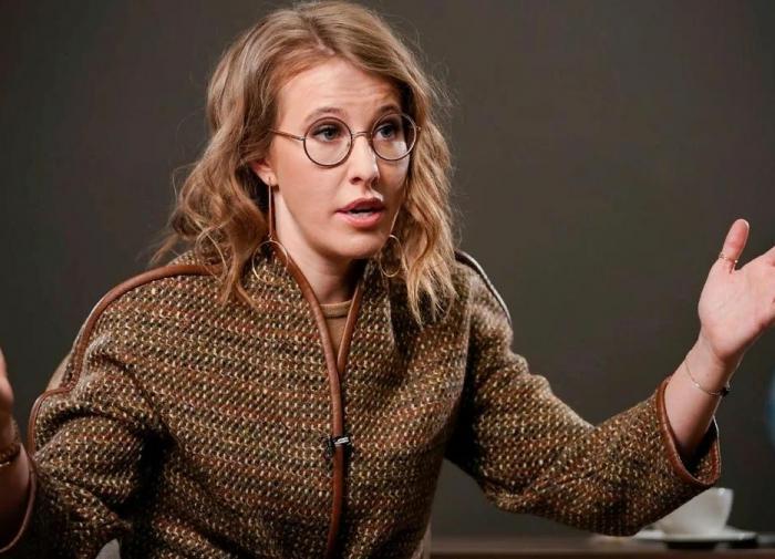 """Ксения Собчак призналась, что провалила кастинг на """"Фабрику звёзд"""""""