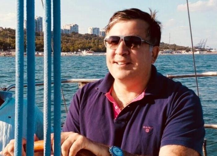 """Саакашвили смотрит вдаль и видит: """"Северный поток-2"""" будет-таки полезен Украине"""