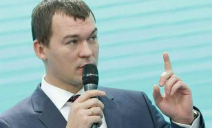 Михаил Дегтярёв провел встречу с жителями Хабаровского края