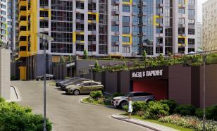 Москвичей будут обслуживать автоматические паркинги