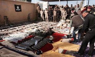 Войска Ирака освободили военную базу Эр-Рамади