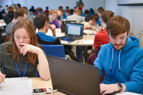 Московские школьники стали лучшими на олимпиаде по информатике