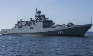 Зачем российские фрегаты идут к берегам Сирии