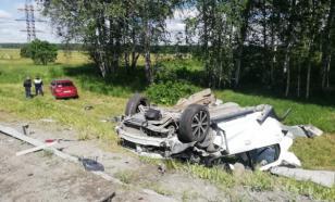 На трассе Екатеринбург-Тюмень произошла авария с погибшими