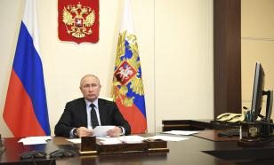 Путин сегодня вновь выступит перед россиянами