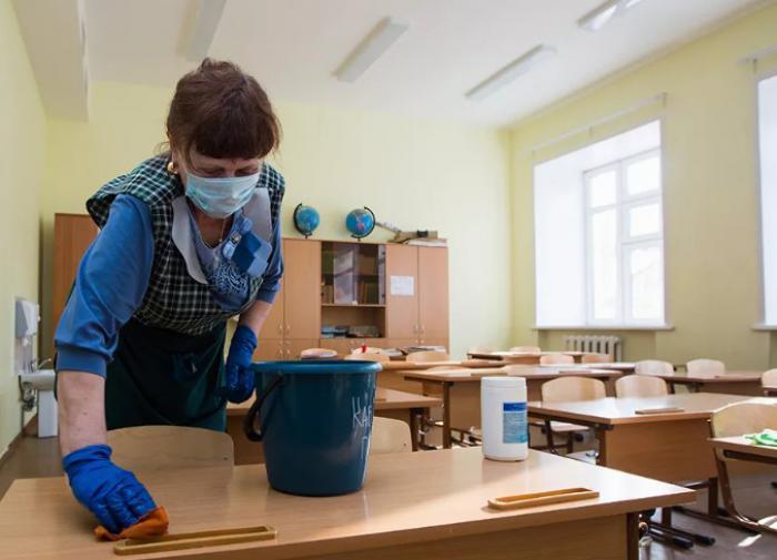 Роспотребнадзор назвал требования для российских школ