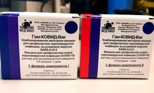 """Северная Македония получила первую партию вакцины """"Спутник V"""""""