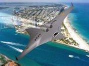 Самолет-сюрикэн обогнет Землю за мгновение!