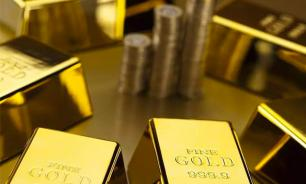 В России некуда девать золото —  мнение