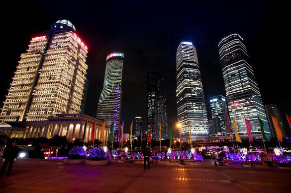 Мини-город на плаву могут построить в Гонконге