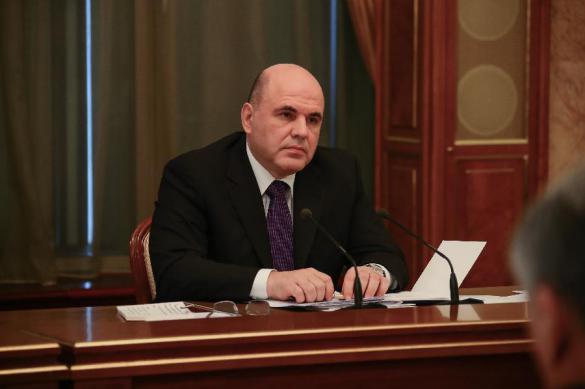 Мишустин напомнил россиянам о золотовалютных активах ЦБ