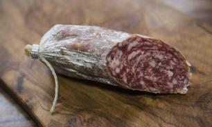 Русская колбаса вызвала восхищение у японского диетолога