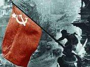 Знамя Победы раскололо Украину
