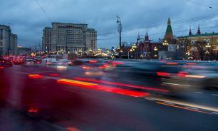 Заезд на Gelandewagen в Москве - был или не был? ВИДЕО