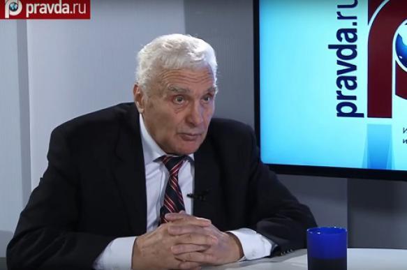 Борис СЛАВИН: выхода у общества два — либо война, либо социализм