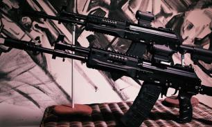 На Параде Победы в руках у военнослужащих будут новые АК-15