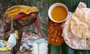 """В индийском Амбикапуре открылось """"мусорное"""" кафе"""