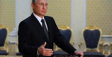 Виталий Третьяков: Где бы Путин ни сказал, в тьмутаракани или Нью-Йорке, его услышат