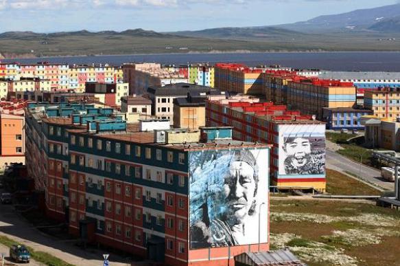 Чукотка планирует догнать другие регионы по вводу жилья