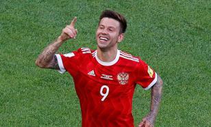 Футболист Смолов окончил аспирантуру в саратовском университете