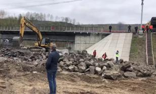 Военные поедут в Мурманскую область для восстановления моста