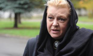 Наталья Дрожжина нашла себе место на кладбище