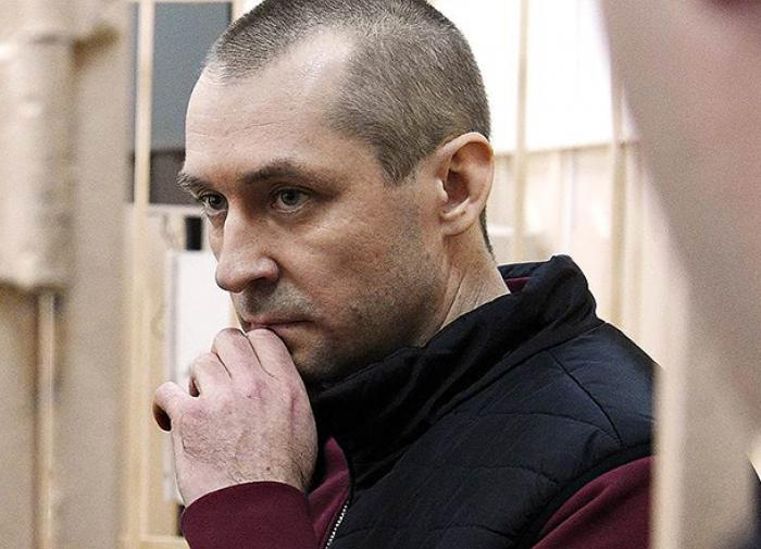 Экс-полковник Захарченко попал в больницу