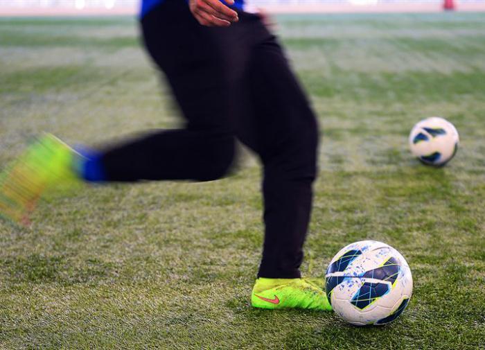 Футбол. Суперигра с женскими эмоциями