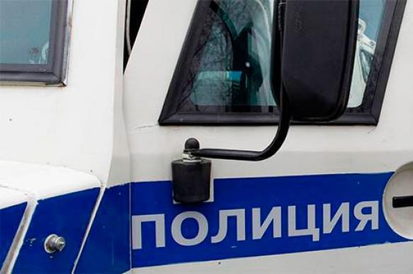 Полиция продолжает дежурить у здания Мосгоризбиркома