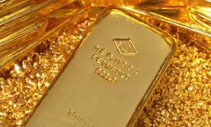 ЦБ потерял интерес к золоту