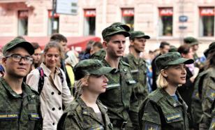 Военные сборы студентов перенесены на более позднее время