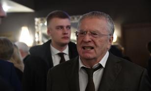 Жириновский рассказал о важном условии регистрации вакцины Pfizer
