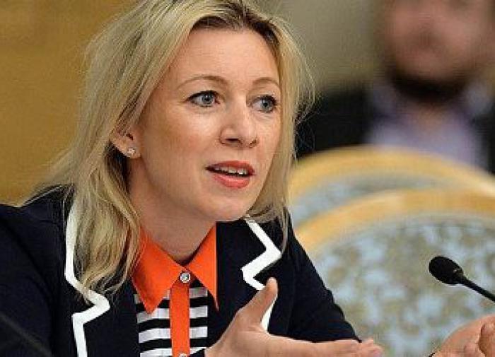 Мария Захарова рассказала, как из из россиян делают не россиян