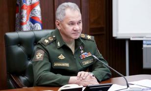 Шойгу объявил о начале летнего периода обучения российских военных