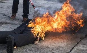 Жителя Москвы приговорили к 17 годам колонии за поджог человека