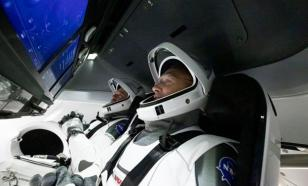 Капсула SpaceX благополучно приземлилась в Мексиканском заливе